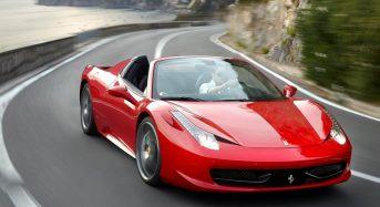 Ferrari 458 Spider – Reservas podem ser feitas no Brasil