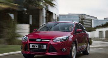 Novo Ford Focus flagrado em testes em São Paulo – Fotos
