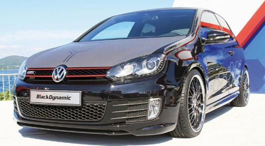 Golf GTI Black Dynamic – Modelo esportivo é lançado