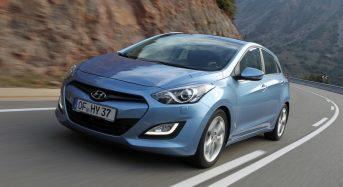 Video – Crash-test com Hyundai i30, Peugeot 208 e BMW Séri 3