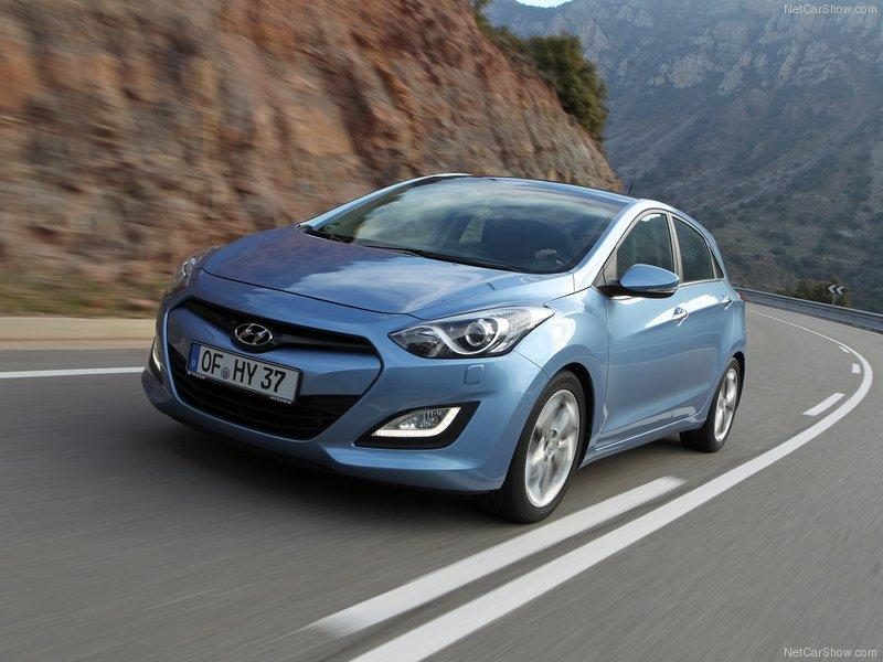 Video – Crash-test com Hyundai i30, Peugeot 208 e BMW Séri 3