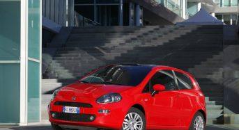 Novo Punto 2012 – Modelo faz testes em Minas Gerais