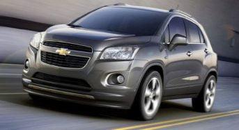Chevrolet Trax 'Mini-Captiva' – Lançamento Salão de Paris