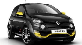 Renault Twingo RS Red Bull Racing RB7 – Lançamento na Europa