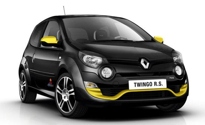 Renault Twingo RS Red Bull Racing RB7 – Lançamento na Europa