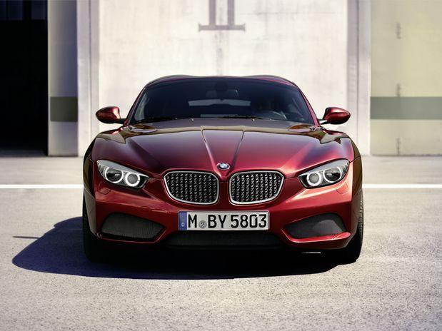 BMW Z4 Coupe Zagato – Lançamento com design feito por estúdio Zagato