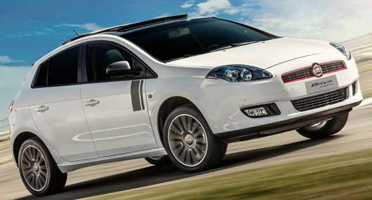 Fiat Bravo Sporting 2012 – Novo visual e preços dos modelos