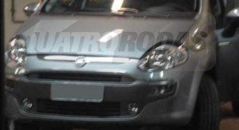 Fiat Novo Punto 2013 – Visual do modelo parecido com Punto Evo