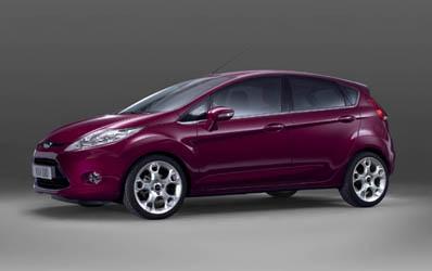 Ford New Fiesta 2012 – Nova versão Titanium com mais itens de série