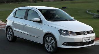 Novo Volkswagen Gol e Voyage 2013 – Modelos ganharam novo visual e itens de série – Fotos