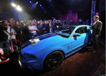Salão do Automóvel de Los Angeles 2012 terá 20 estreias mundiais de carros