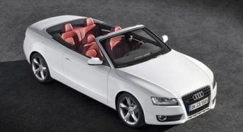 Audi A5 Cabriolet – Modelo conversível chegará ao Brasil com preço de R$ 229.700