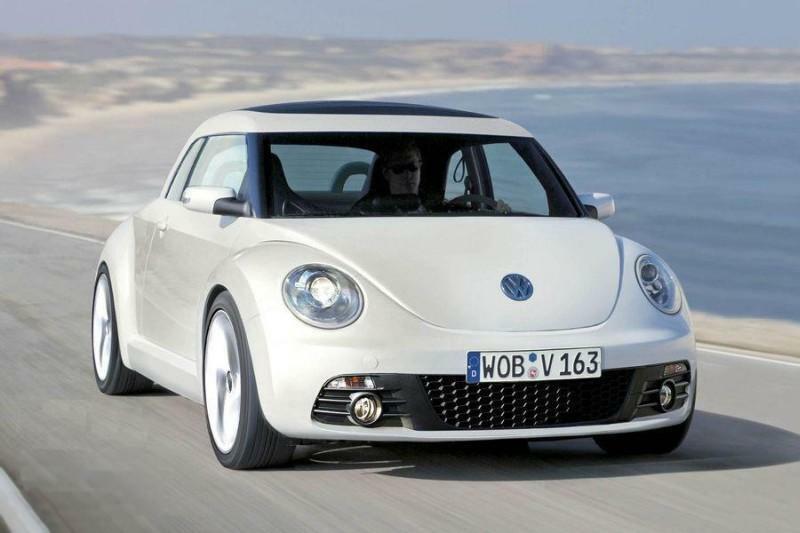 Beetle terá versão conversível.