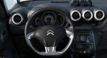 Citroën Aircross 2013 – Modelo ganha novo motor 1.6 da PSA Peugeot com sistema Flex Start