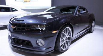 Chevrolet Camaro Dusk Edition – Kit de acessórios chega nos Estados Unidos