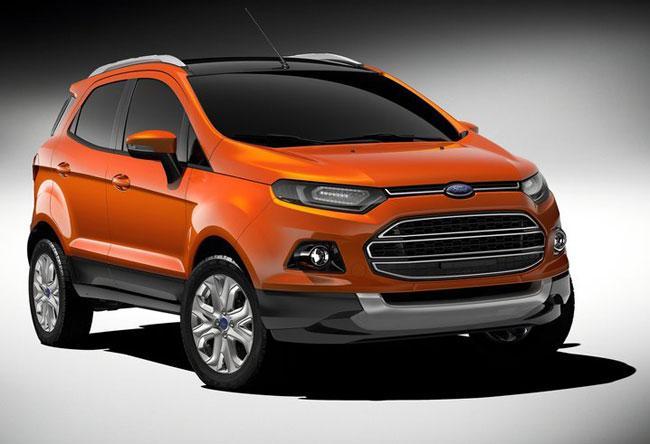Ford EcoSport 2013 – Pré-venda e reservas em 7 de julho – Preço