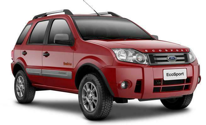 Ford EcoSport 2013 – Versões atuais da SUV têm preços reduzidos nas concessionárias