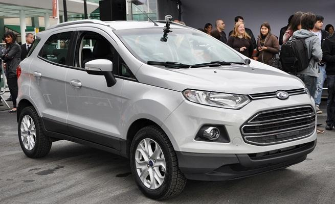 Novo Ford EcoSport 2013 – Vídeo mostra a fabricação do modelo na fábrica de Camaçari (BA)