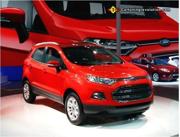 Novo Ford EcoSport 2013 – Preços a partir de R$ 53.490 – Pré-venda em 14 de julho