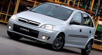 GM para de produzir Corsa, Meriva e Zafira na fábrica de São José dos Campos (SP)