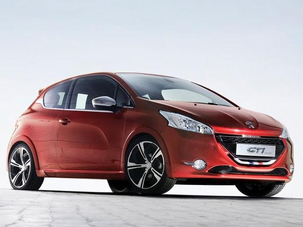 Peugeot 208 GTI – Modelo terá lançamento no Salão de Paris 2012 em setembro