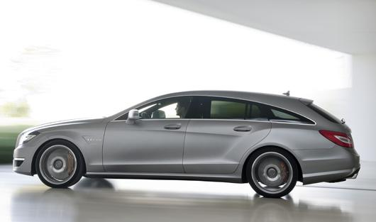 Mercedes-Benz CLS 63 AMG Shooting Brake – Primeiras fotos na internet do modelo