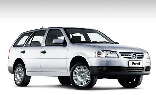 Volkswagen Parati deve sair de linha no mercado brasileiro