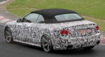 Audi RS5 Cabriolet – Alemã testa carro conversível em Nürburgring – Fotos