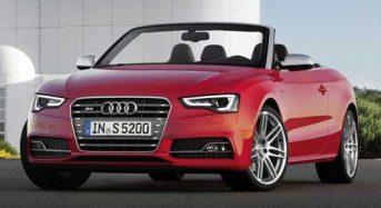 Audi S5 tem lançamento no Brasil – Modelo esportivo tem motor 3.0 e 333 cavalos