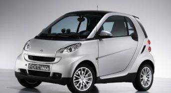 Smart Fortwo MHD – Site de compras coletivas vende carro com 30% de desconto