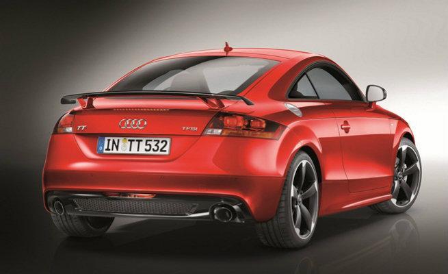 Audi TT 2012 – Modelo ganha kit esportivo baseado na linha S
