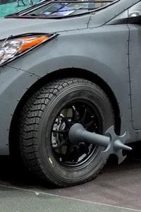 Hyundai Elantra Coupé – Carro feito para The Walking Dead e lutar contra os zumbis