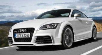 Audi RS TT Roadster e Coupé – Modelos serão vendidos no Brasil