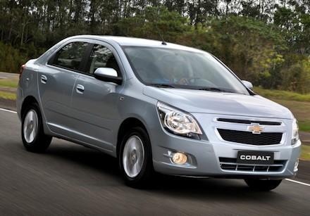 'Chevrolet Cobalt 2013' – Modelo conta agora com motor 1.8 – Preço a partir de R$ 43 mil