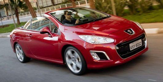 'Peugeot 308 CC' – Modelo terá vendas no Brasil com preço de R$ 129.990