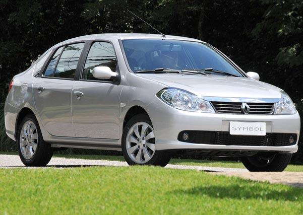 'Novo Renault Symbol 2013' – Modelo será vendido em versão única com preço de R$ 37.390