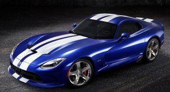 Viper GTS SRT Launch Edition – Edição limitada do modelo 2013 será lançada pela SRT