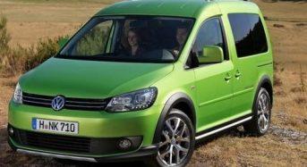 Volkswagen Cross Caddy 2013 – Modelo terá lançamento no Salão de Paris