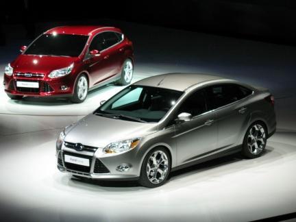 Ford Focus foi o carro mais vendido no primeiro semestre.