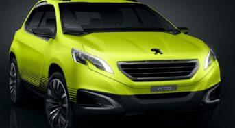 Novo Peugeot 2008 – Modelo terá como rivais o Ford EcoSport e o Renault Duster no Brasil