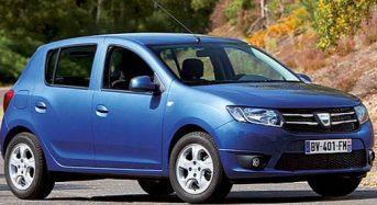 Renault Logan e Sandero 2013 – Dacia fará lançamento dos modelos no Salão de Paris 2012