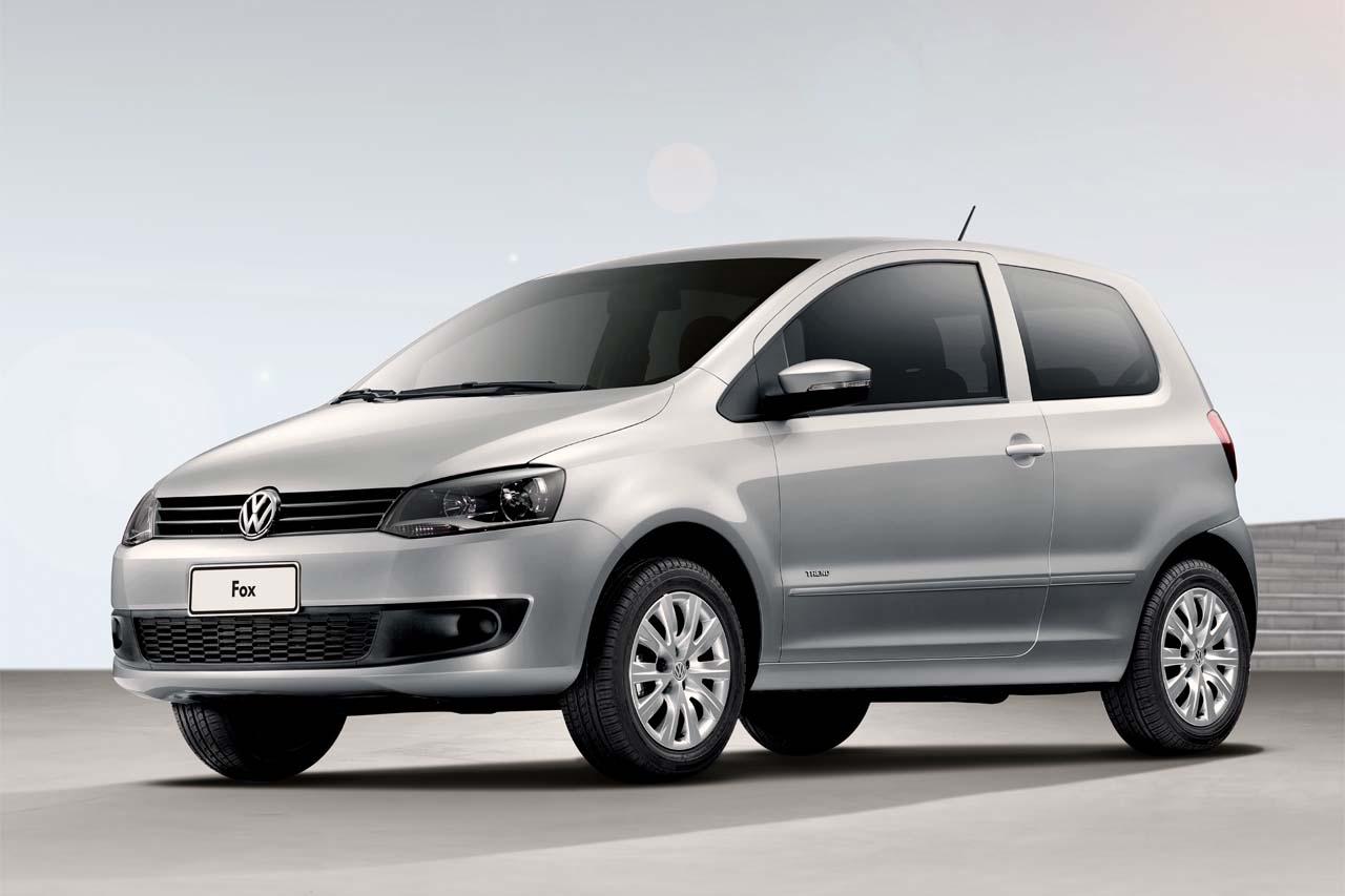VW Fox ganha motor TEC 1.0.