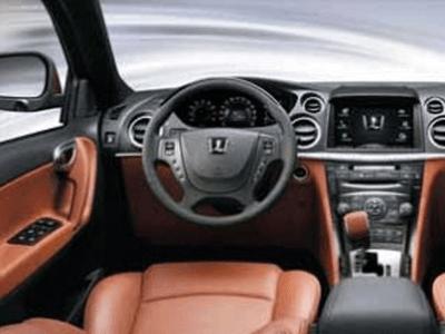 'Luxgen' – Nova marca de carros estreia no Salão de Moscou com o modelo Luxgen7
