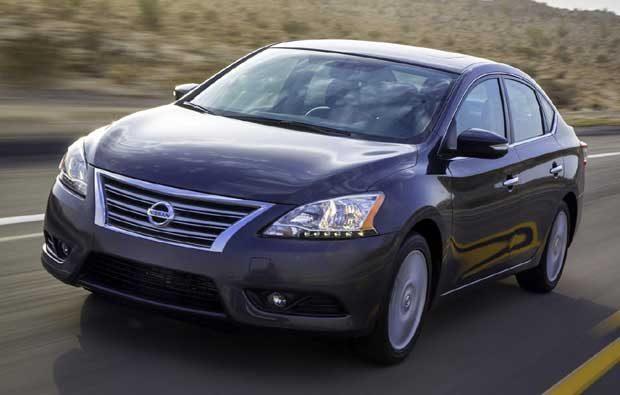 Novo Nissan Sentra 2013 – Modelo tem fotos divulgadas e ...