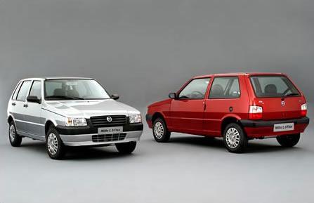 Inmetro – Lista dos carros mais econômicos – Fiat Mille Firte, Uno Economy e Renault Clio os melhores