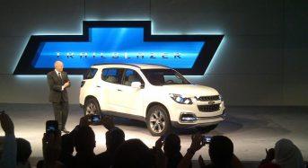 Chevrolet Trailblazer 2013 – Lançamento do SUV em São Paulo – Vendas e Preço