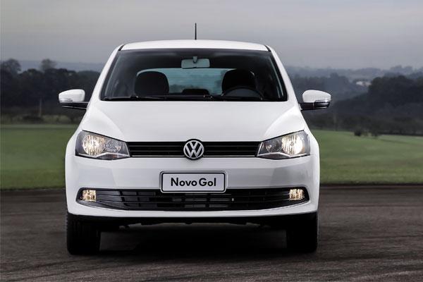 Volkswagen – Padronização visual dos carros da VW – Marca admite erro em modelos