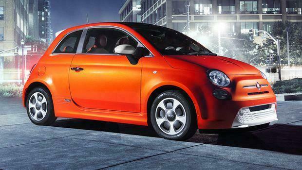 Fiat 500e – Minicarro elétrico terá uma autonomia da bateria de 140 km