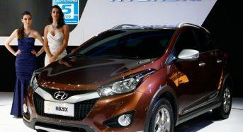 Hyundai HB20X – Novo modelo com lançamento no Brasil
