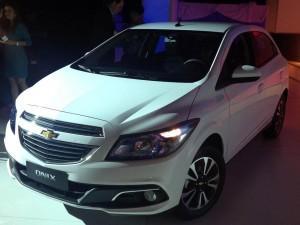 Recall do modelo 1.0 do Chevrolet Onix.